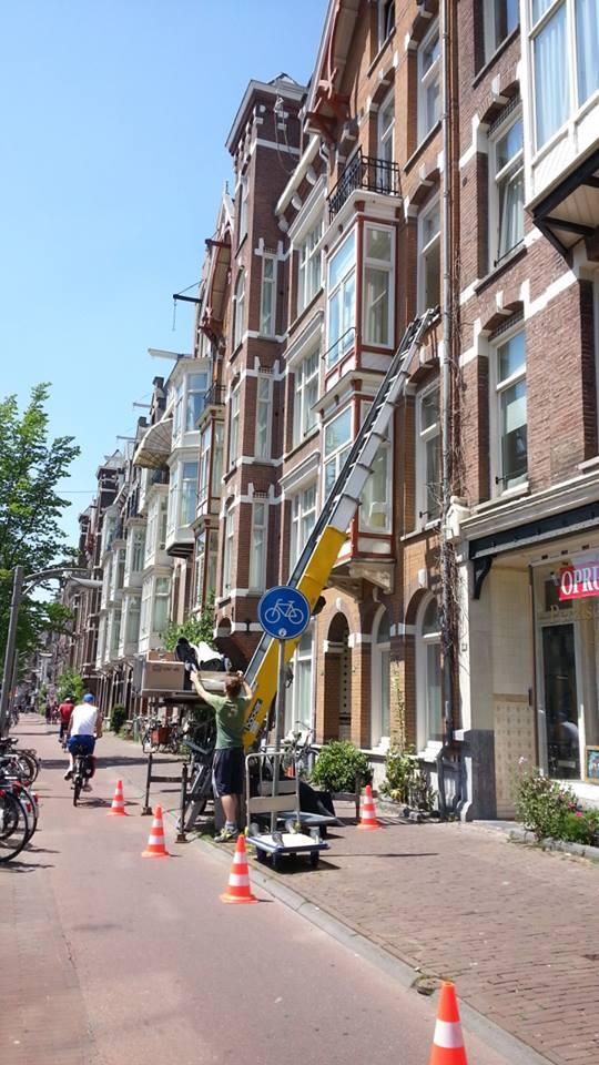 Verhuizen van Amsterdam naar Laren